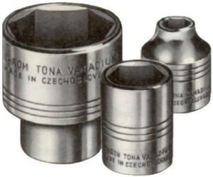 SOCKET: TONA 8.0MM X 1/2