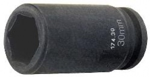 IMPACT SOCKET: 60MM X 3/4