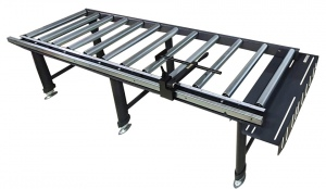 ROLLER TABLE: OUTFEED 3 METERS
