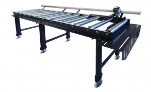 ROLLER TABLE: OUTFEED 3 METERS DIGITAL READOUT