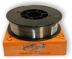 MIG WIRE: ER 316L-LSI 0.8MM SUPERON 12.5KG SPOOL