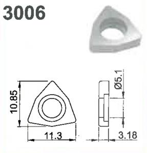SHIM-TRIGON-M STYLE TOOL #3006