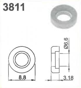 SHIM-ROUND-SRDC TOOL #3811