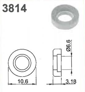 SHIM-ROUND-SRDC TOOL #3814