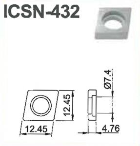 SHIM: #ICSN-432 CN TOOLHOLDER