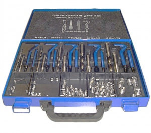 THREAD REPAIR KIT: M5 - M12 HSS-M2