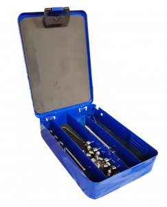THREAD REPAIR KIT: M5 X 0.8 29PC SET