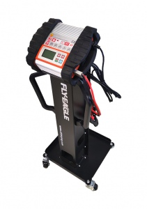 INVERTER BATTERY CHARGER: 12/24V 35AMP W/TROLLEY