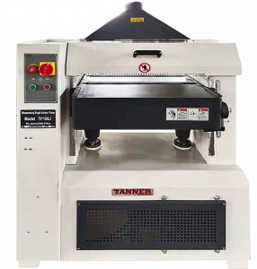 PLANER: TANNER D63 630MM 5.5KW 3PH SPIRAL CUTTER HEAD