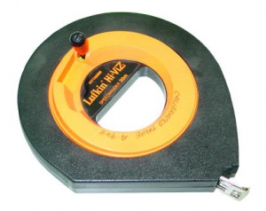 TAPE: STEEL LUFKIN 30M CALIBRATED