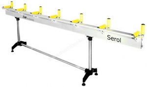 INFEED TABLE: LGF SEROL 4 METERS