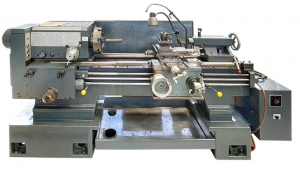 LATHE: VDF 21RO 430 X 1250MM MADE IN GERMANY