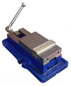 MILLING VICE: NICON LOCK DOWN 100MM  F/BASE N-171