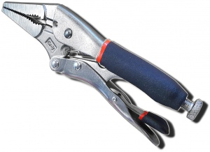 LOCKING PLIERS:MAXPOWER: 9