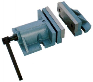 MILLING VICE: CH 160MM ADJUSTABLE