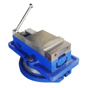 MILLING VICE: NICON LOCK DOWN 100MM  S/BASE N-171