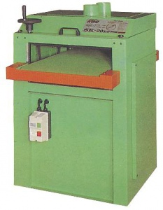 DRUM SANDER: 20 3HP DOUBLE DRUM