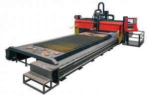 PLASMA CUTTER: XPR300 CNC OXY-PLASMA CUTTING