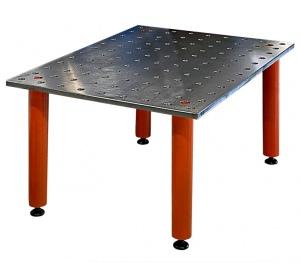 WELDING TABLE: 2D 1200 X 900 X 25MM 28.0MM 4 LEGS