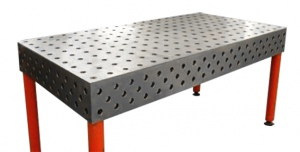 WELDING TABLE LEGS: 620 X 86MM 4PC SET FOR HK TABLES