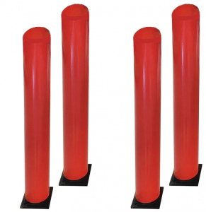 WELDING TABLE LEGS: 450 X 89MM 4PC SET FOR HK TABLES