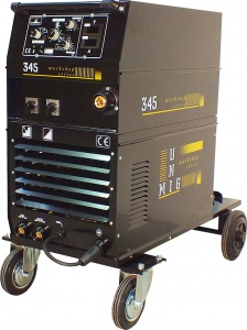 MIG WELDER: 345 WORKSHOP SERIES 3PH