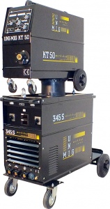 MIG WELDER: 345SWF WORKSHOP SERIES 3PH