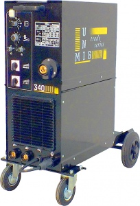 MIG WELDER: 340 TRADE SERIES 3PH
