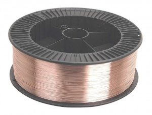 MIG WIRE: 0.6MM MIGARC 5KG SPOOL
