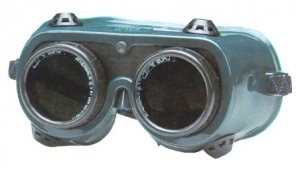 WELDING GOGGLES: W/O LIFT