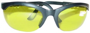 SAFETY GLASSES CLEAR SEAL