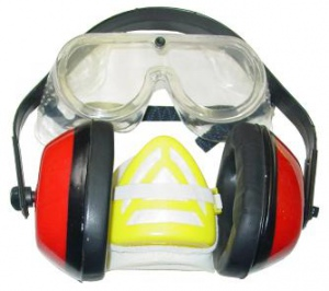 SAFETY KIT: 3PC SET /POLYBAG