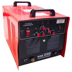 TIG WELDER: 200A AC/DC 1PH