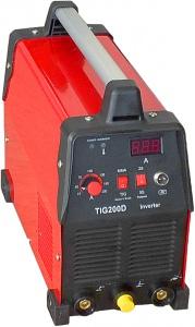 TIG WELDER: 200A  DC 1PH MULTI-MIG TIG200D