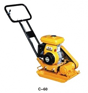 PLATE COMPACTOR: C-50A PETROL