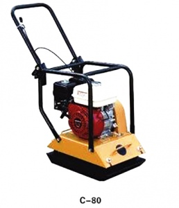 PLATE COMPACTOR: C-90A PETROL