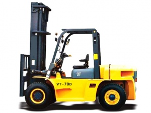 FORKLIFT: 7TON VISION CHINA DIESEL