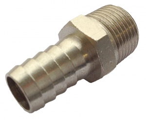 MALE CONNECTOR: 1/4