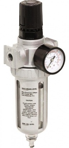 AIR FILTER REGULATOR: 1/4