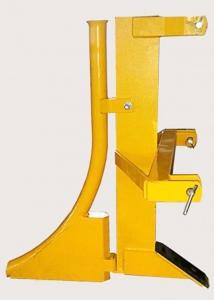SUBSOIL RIPPER: 1100 X 550 X 650MM 50MM TUBE
