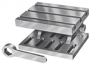 ADJUSTABLE ANGLE PLATE: L150MM X W125MM 0-90deg