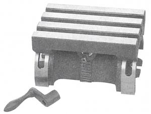 ADJ/TILTING TABLE: L300MM X W255MM TO 45DEG