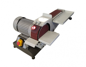 BELT/DISC SANDER: 75 x 1220MM METAL
