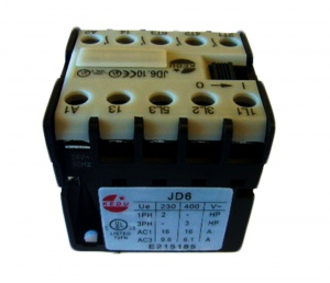 CONTACTOR JD6.10  DS300