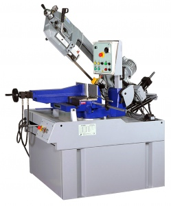 BANDSAW: CY-350 DUAL MITRE 2 SPEED 3PH