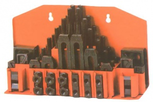 CLAMP KIT: M14 X 2.0MM STUD -  16MM SLOT 52PCS TWN