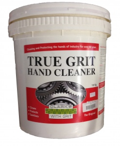 HAND CLEANER: 18KG  TRUE GRIT