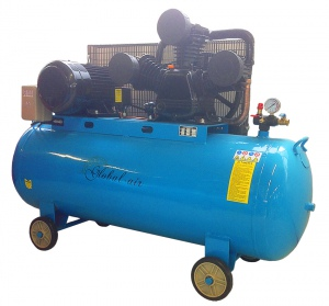 COMPRESSOR: GLOBAL 180LTR  7.5HP 3PH