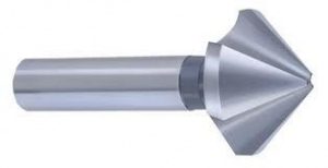 COUNTER SINK BIT: 10-50.0MM 3 FLUTE