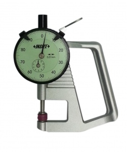 THICKNESS GAUGE: INSIZE 0-10MM